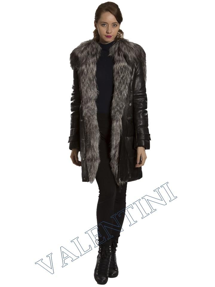 Кожаная куртка PANTERREZ 548 - 7