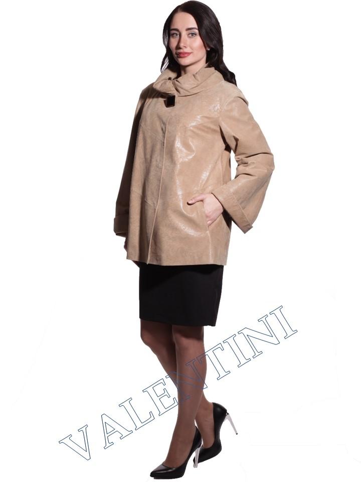 куртка кожаная STELLA DORO 3283 - 3