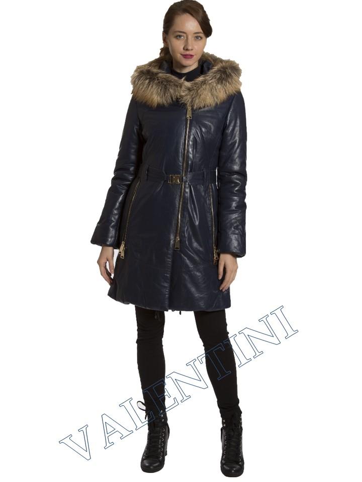 Кожаная куртка GALOPPI 5013 - 5