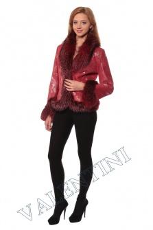 Женская кожаная куртка STELLA DORO 5354 – 1