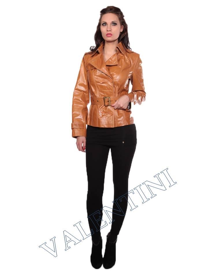 куртка кожаная VALENTINI L-30 - 5