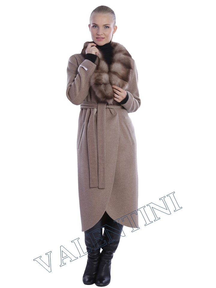 Пальто FERUCCI мод.2260-1 - 5