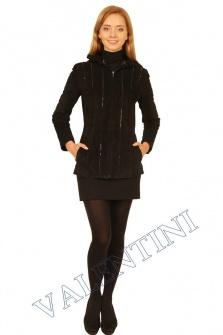 Куртка кожаная STELLA DORO 5128 – 1