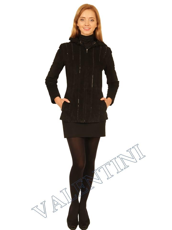 Куртка кожаная STELLA DORO 5128