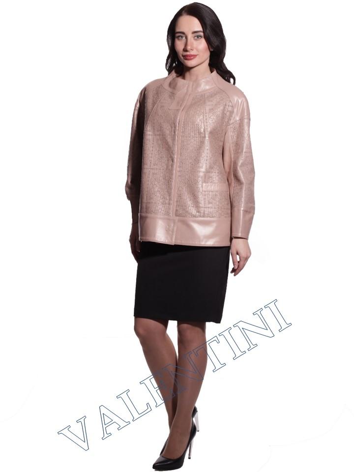 Куртка кожаная PANTERREZ 2134 - 4