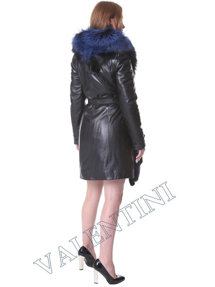 Кожаная куртка VALENTINI мод.2240 - 5