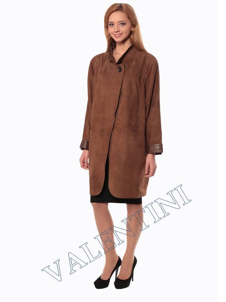 Женская кожаная куртка GALOPPI 326 - 2