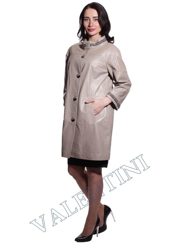 куртка кожаная PANTERREZ 3116 - 5