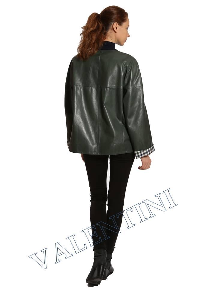Кожаная куртка VALENTINI 017-116 - 7