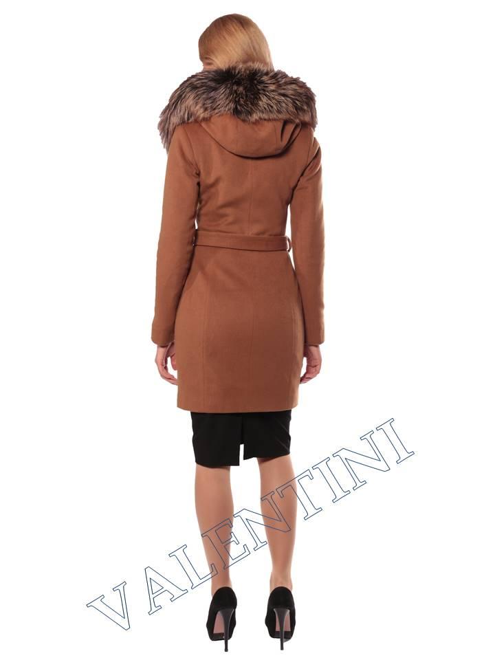 Женская кожаная куртка VALENTINI 3975 - 5