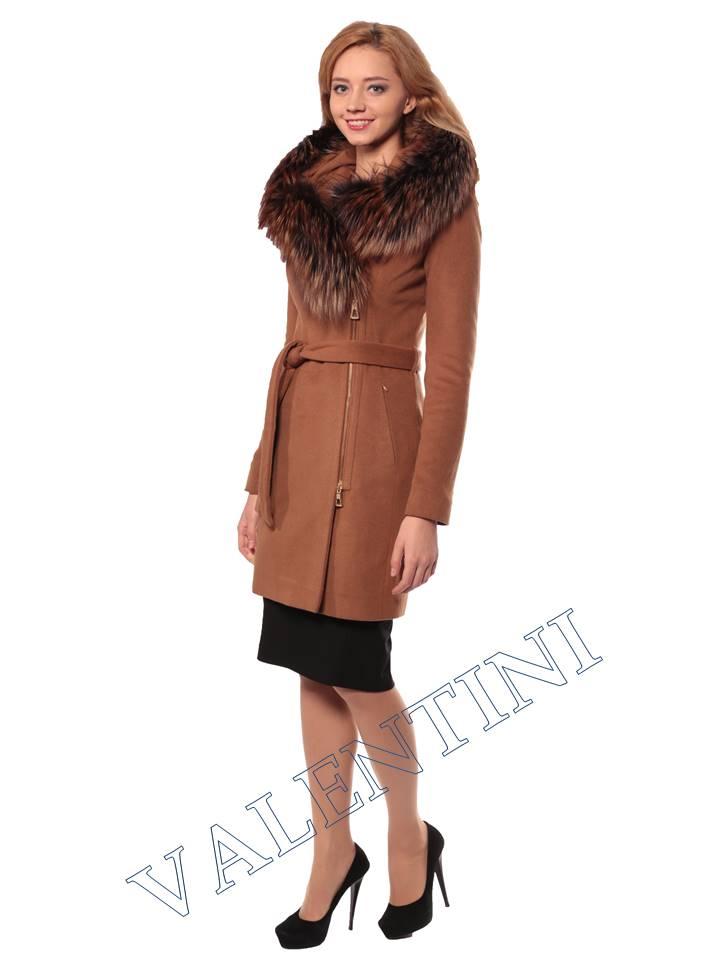 Женская кожаная куртка VALENTINI 3975 - 2