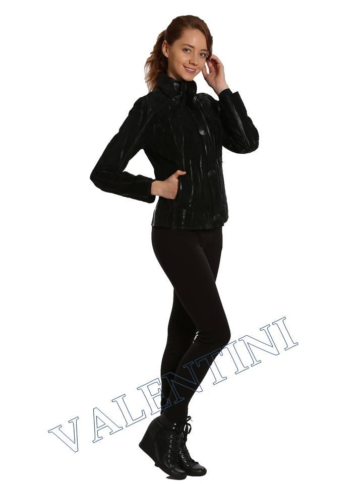 Замшевая куртка VALENTINI 2192 - 5