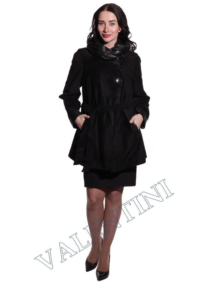 куртка кожаная VALENTINI 2224 - 1