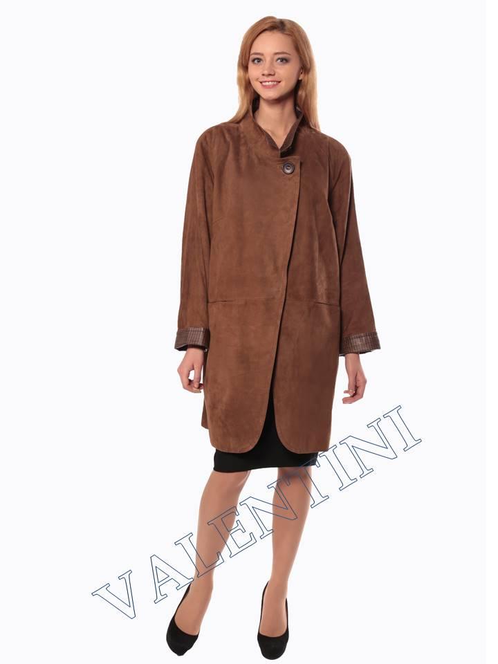 Женская кожаная куртка GALOPPI 326 - 4