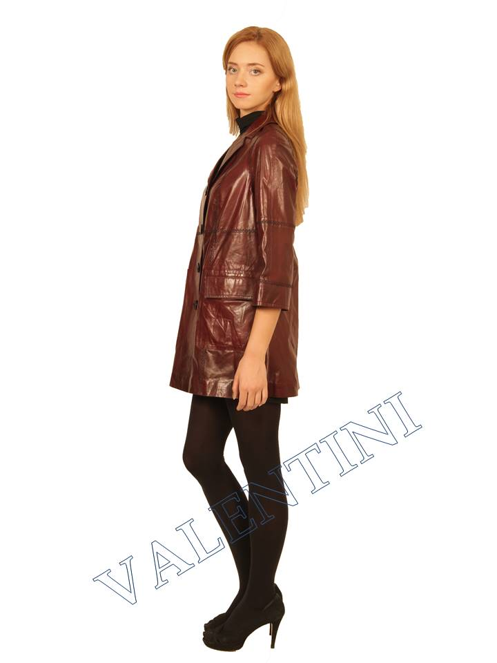 Кожаная куртка PANTERREZ 3026 - 1