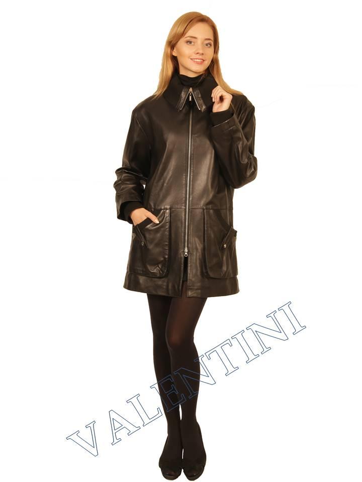 Куртка кожаная SUED MOD 2112 - 1