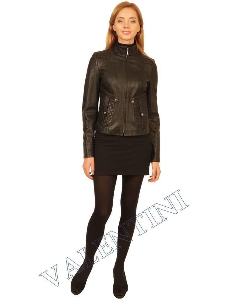 Куртка кожаная VALENTINI 2080 - 4