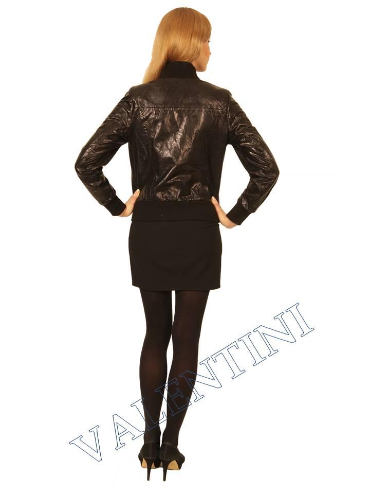 Куртка кожаная VALENTINI 2232 - 1