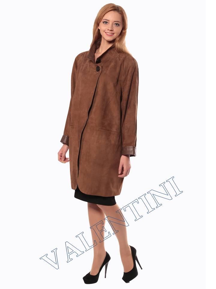Женская кожаная куртка GALOPPI 326 - 5