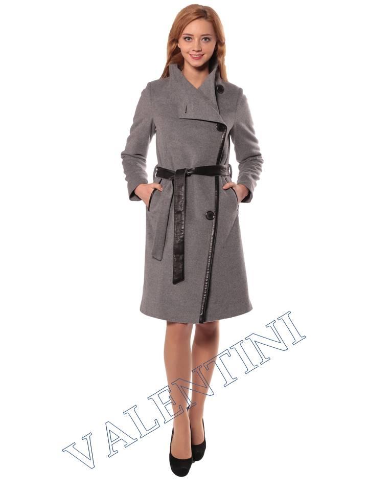 Женская кожаная куртка VALENTINI 3992 - 3