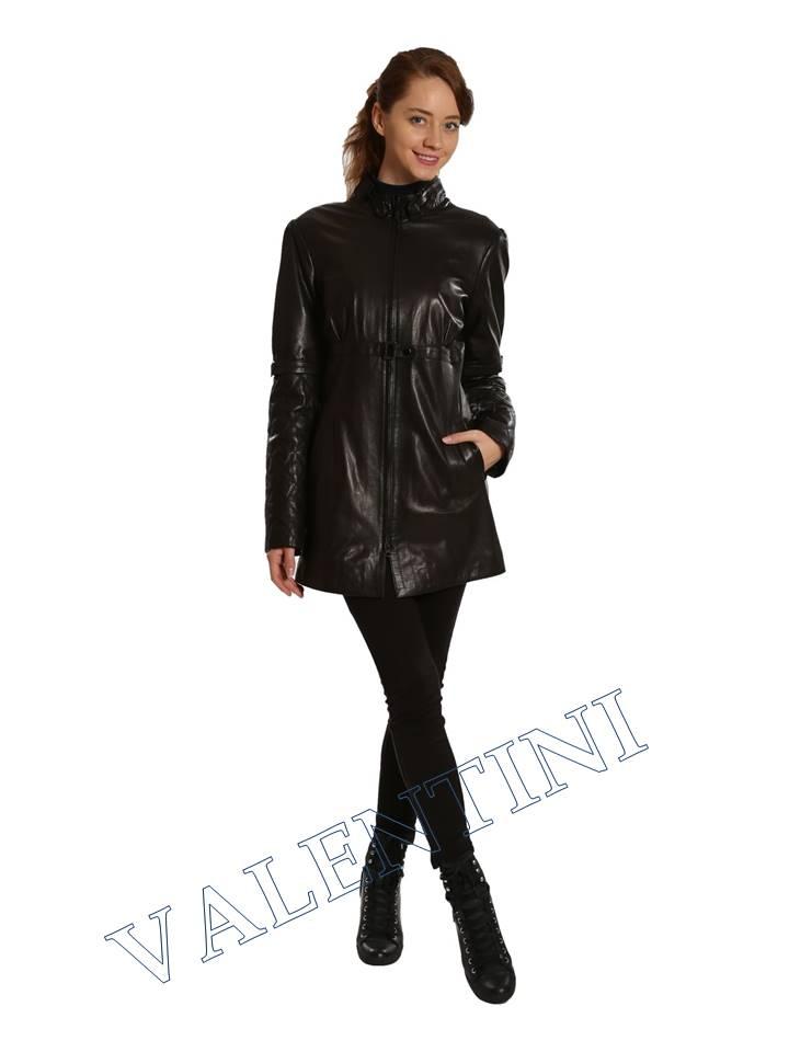 Кожаная куртка VALENTINI 2132 - 1