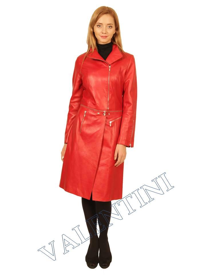 Куртка кожаная SUED MOD 01869 - 4