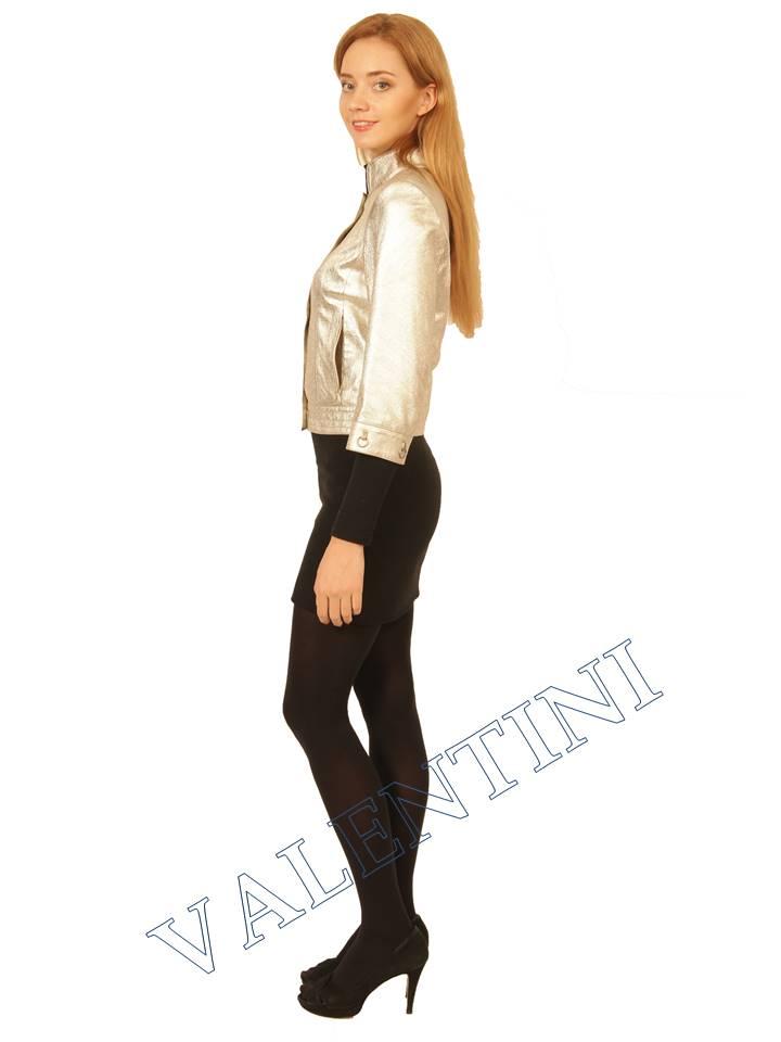 Куртка кожаная VALENTINI 2144 - 5