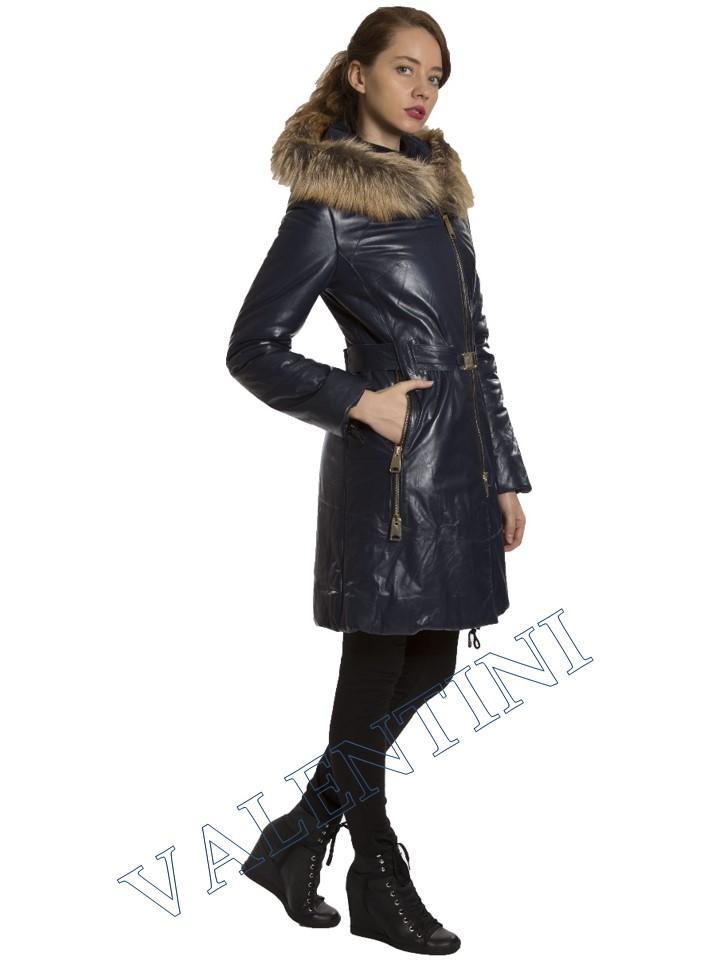 Кожаная куртка GALOPPI 5013 - 2