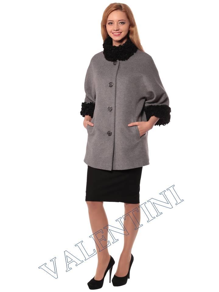Женская кожаная куртка VALENTINI 3955 - 3