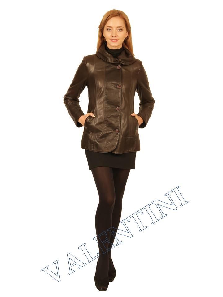 Куртка кожаная VALENTINI 2225 - 1