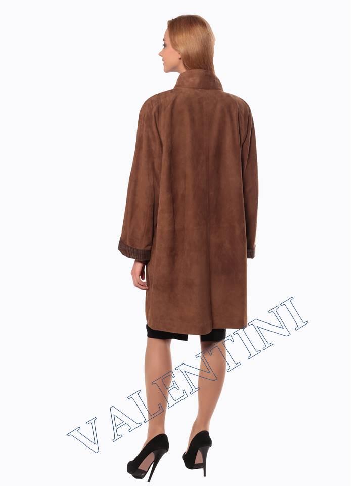 Женская кожаная куртка GALOPPI 326 - 6