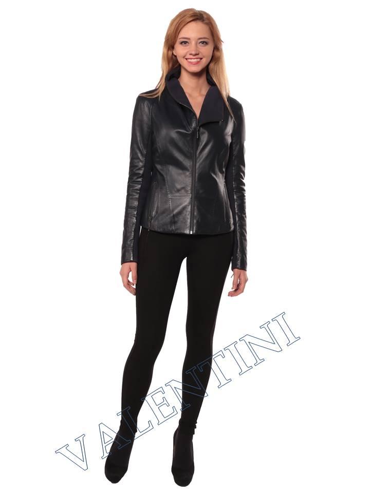 Женская кожаная куртка SARTORI DODICI 245 - 1