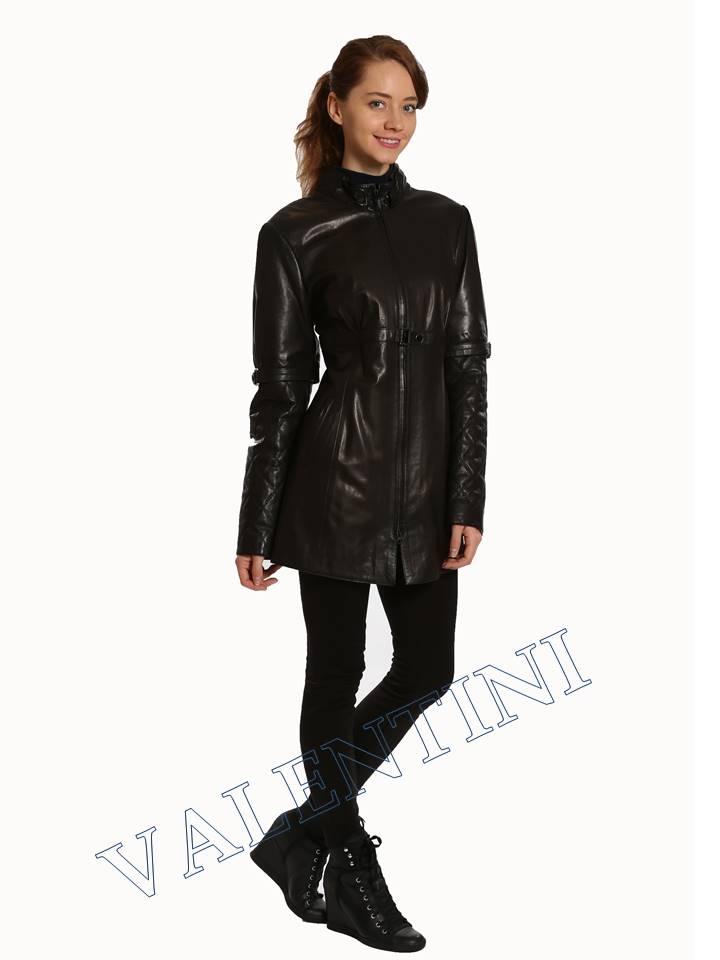 Кожаная куртка VALENTINI 2132 - 3