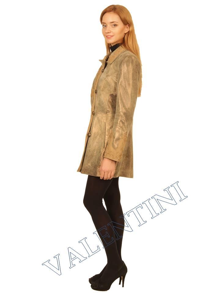 куртка кожаная STELLA DORO 5791 - 2