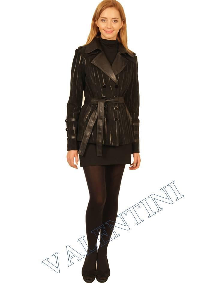 Куртка кожаная VALENTINI 2190
