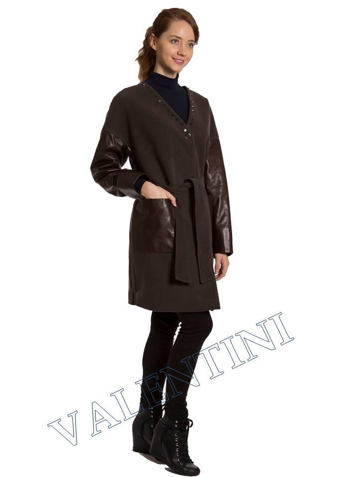 Кожаная куртка VALENTINI 017-124 - 8