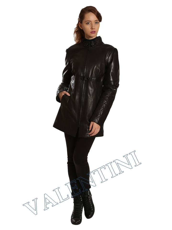 Кожаная куртка VALENTINI 2132 - 2