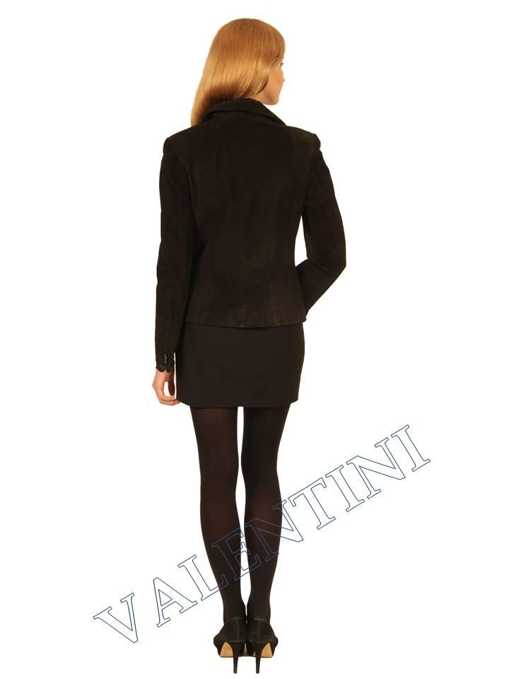 Куртка кожаная STELLA DORO 5675 - 4