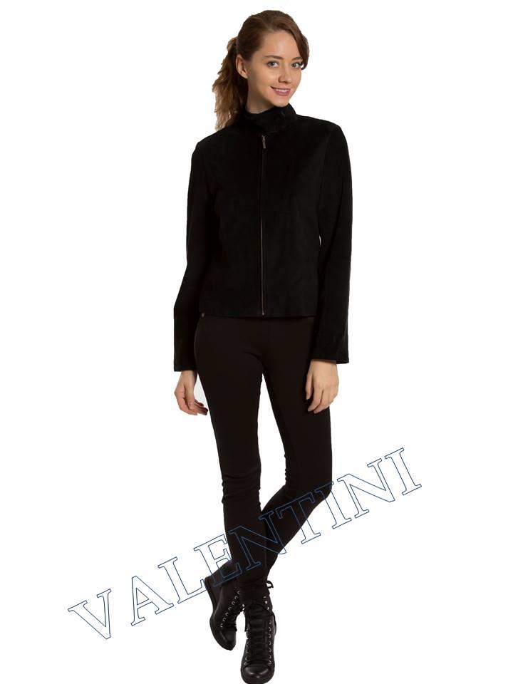 Замшевая куртка VALENTINI  Z-4 - 1
