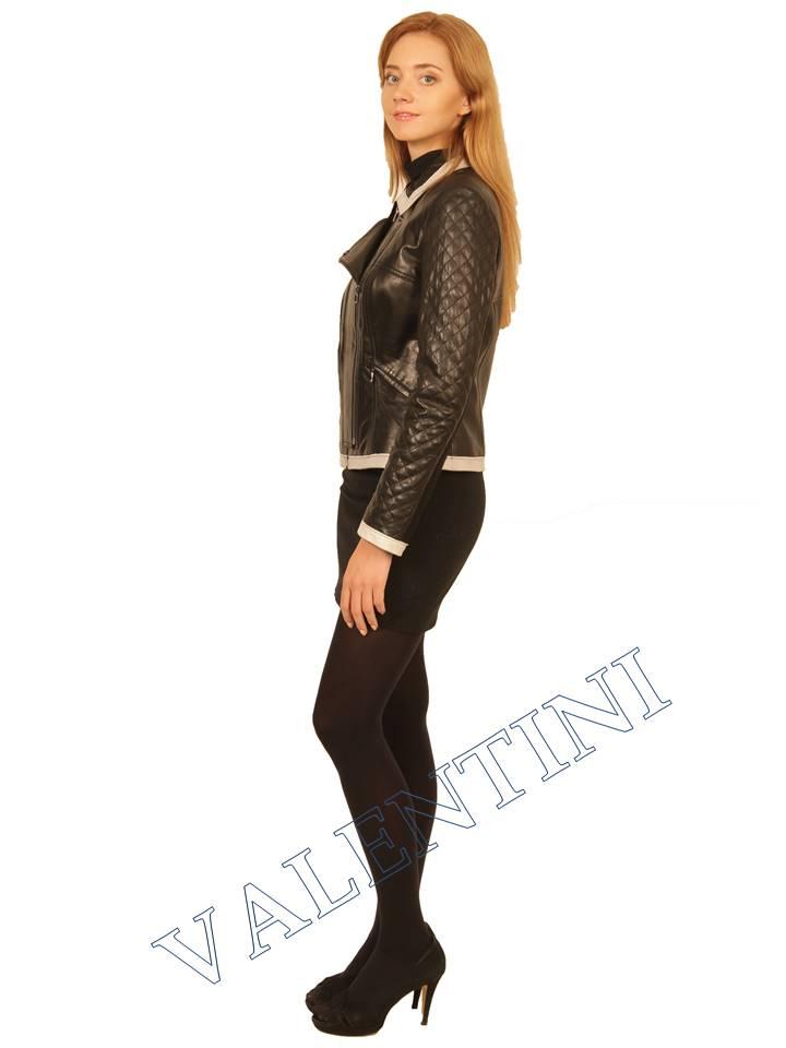 куртка кожаная PANTERREZ 268-01 - 1