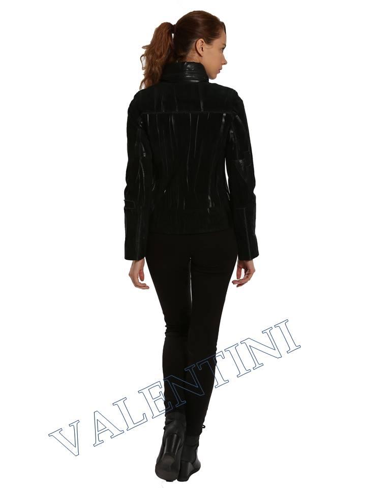 Замшевая куртка VALENTINI 2192 - 6