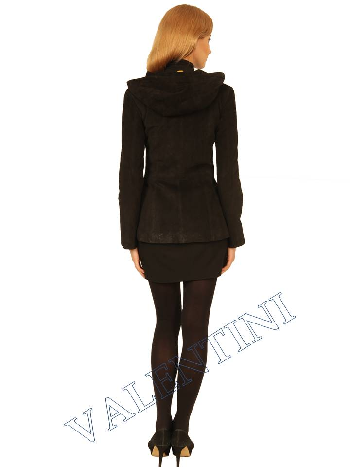 Куртка кожаная STELLA DORO 5128 - 5