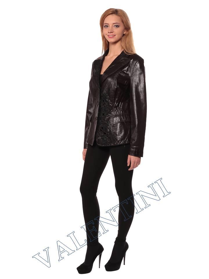 Женская кожаная куртка STELLA DORO 4269 - 5