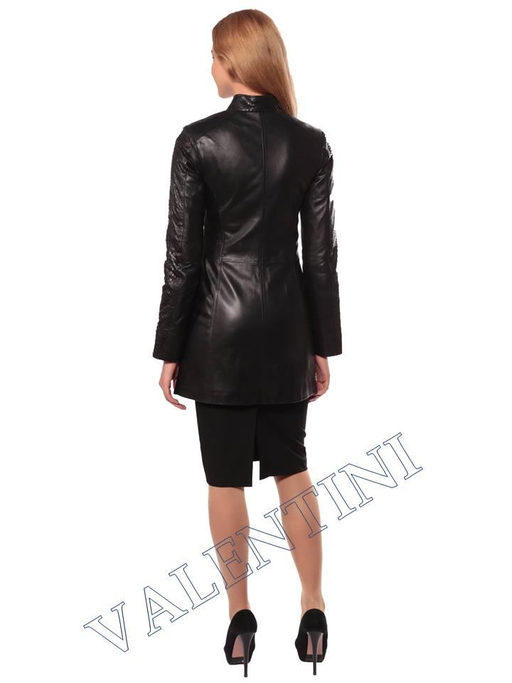 Женская кожаная куртка VALENTINI 2287 - 6
