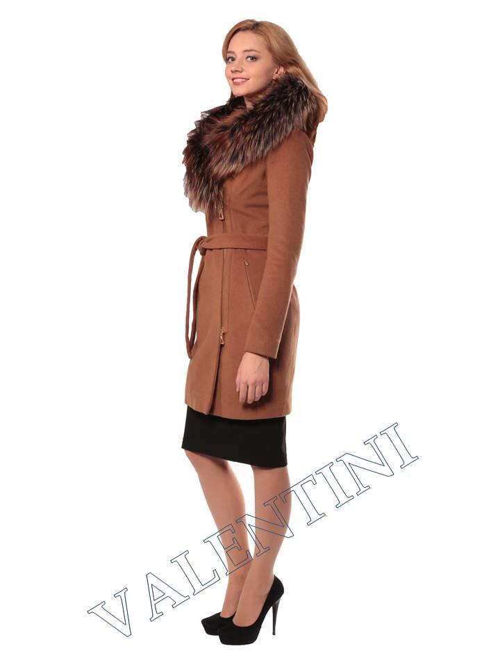 Женская кожаная куртка VALENTINI 3975 - 4