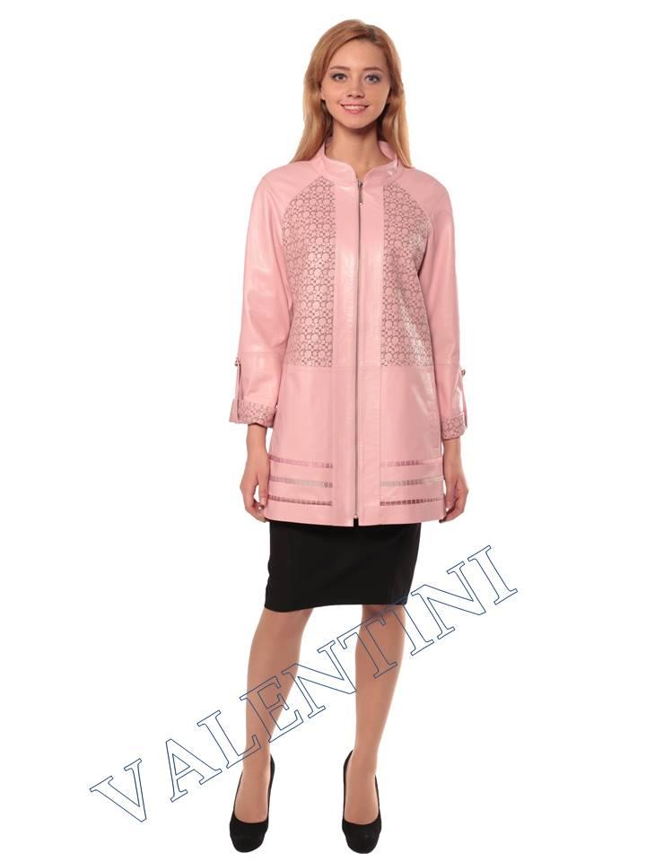 Женская кожаная куртка PANTERREZ 3124 - 4