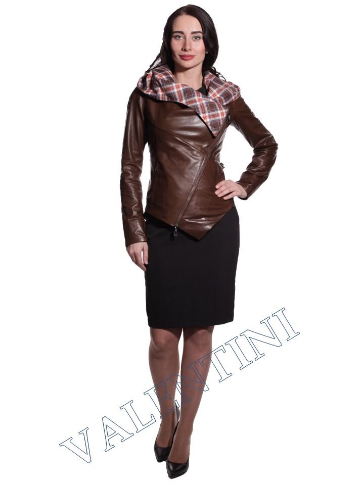 Куртка кожаная VALENTINI 016-105 - 4