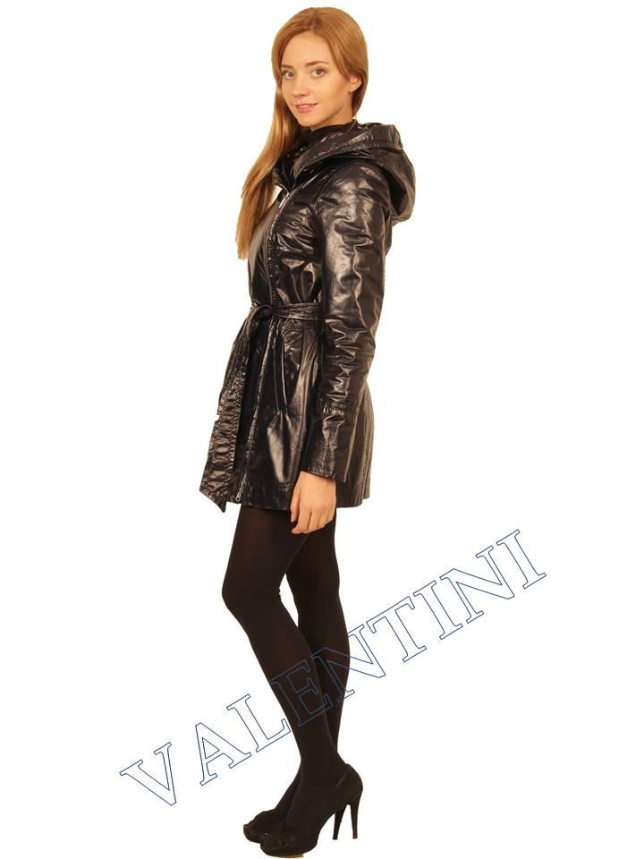 Куртка кожаная VALENTINI 2242 - 3