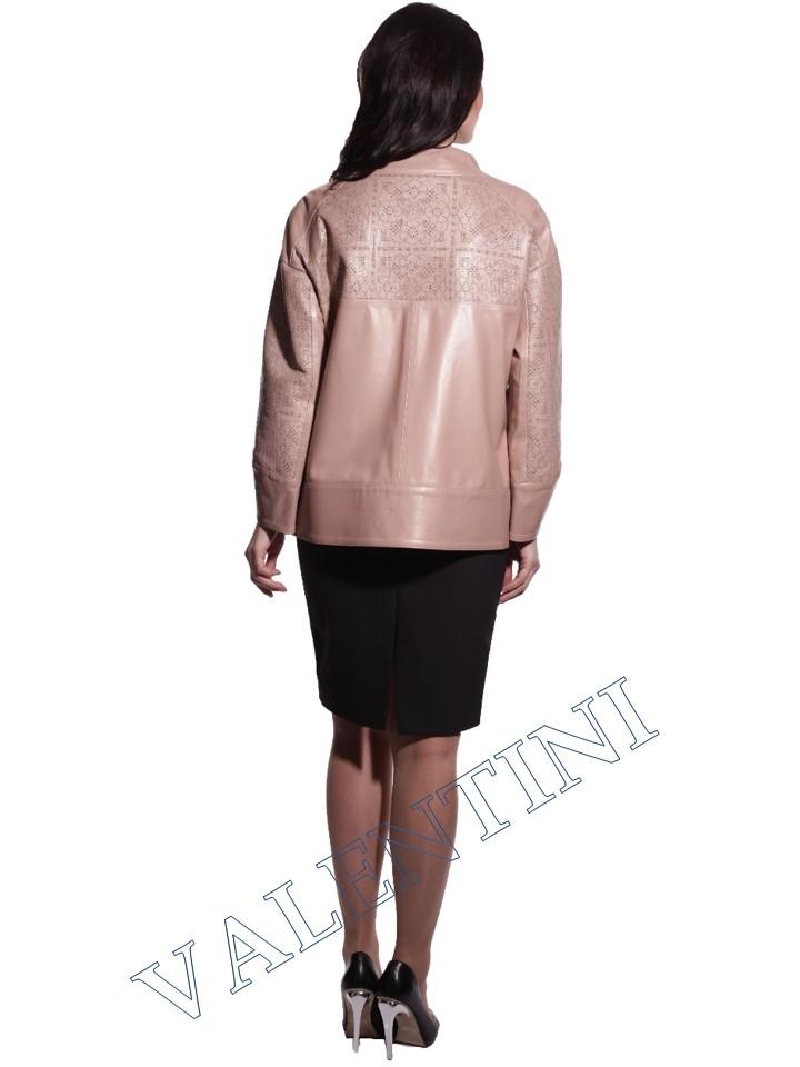 Куртка кожаная PANTERREZ 2134 - 2