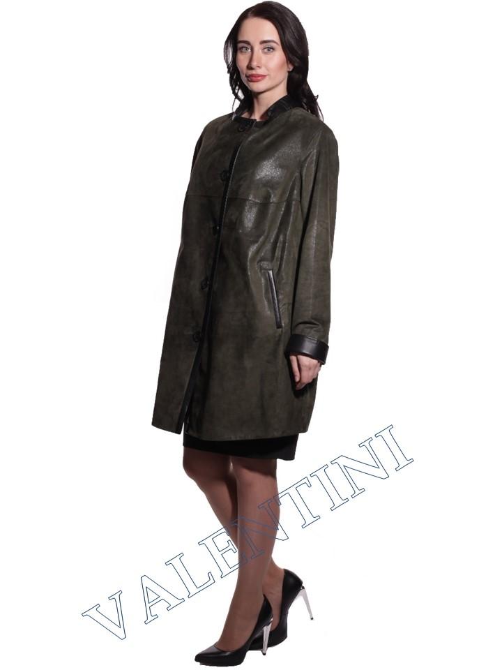 Куртка кожаная VALENTINI 016-106 - 4